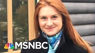 Bombshell: NRA-Linked Russian Charged With Being Foreign Agent   The Beat With Ari Melber   MSNBC