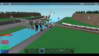 trains vs bridge roblox