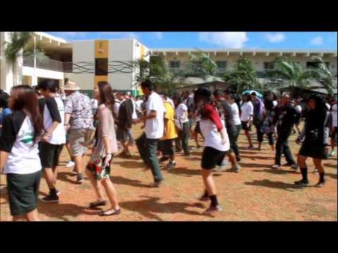 JFK students dancing Bring em' out!