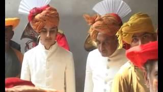 Indore Holkar estate Ganesh Sthapna