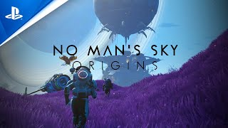 No Man's Sky | Origins Update Launch Trailer | PS4