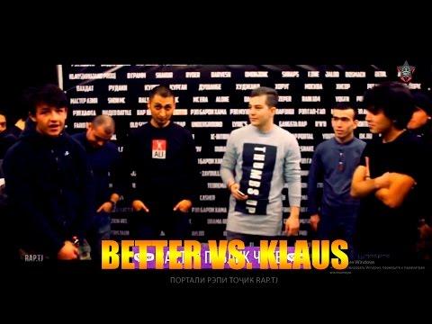 Видео Battle BETTER vs JACK VOROBEY (RAP.TJ)