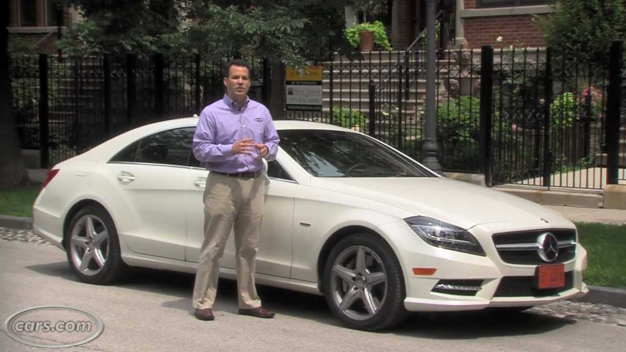 2012 mercedes benz cls550 youtube for 2012 mercedes benz cls