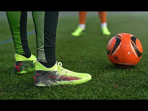Puma Future 18.1 Review - Griezmann   Reus Football Boots - YouTube 567e9250c