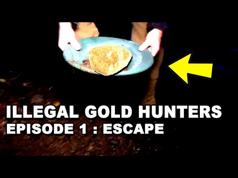 ILLEGAL GOLD HUNTERS - Washington State/ Season 1 : Episode 1