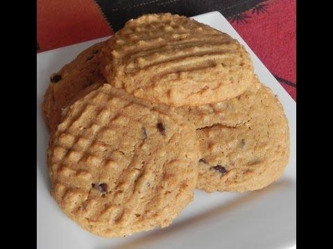 recette-des-cookies-au-beurre-de-cacahuète-!!-william's-kitchen-!-peanut-butter-cookies