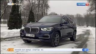 BMW X5.Видео обзор.Тест драйв.