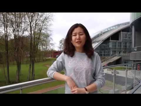 Almira from Kazakhstan - MSc Corporate Communication and Public Affairs