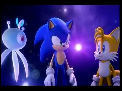 Lets Play Sonic Colors Wii Walkthrough - Part 1