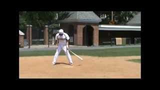 Ethan Payne Class of 2015. Baseball Recruiting Skills Video. Outfielder