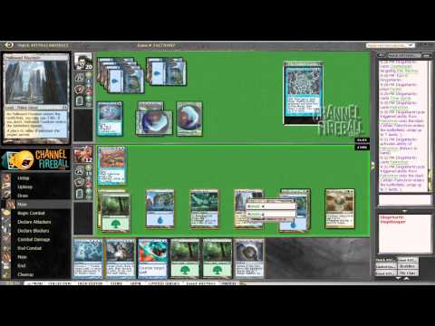 Channel Quentin - Cube Draft #4 Match 1, Game 1