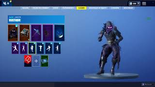 Le slapper fortnite de genou de 'LEAKED'