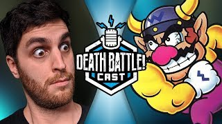 Wario VS Dedede Sneak Peek!! | DEATH BATTLE Cast #124