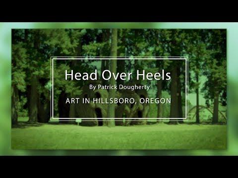 Head Over Heels Art in Hillsboro Oregon