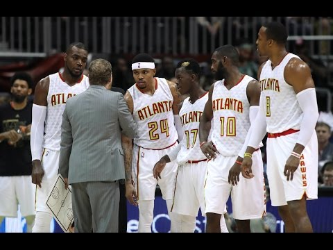 Top Plays From Each Atlanta Hawks Player From The 2016-17 Season