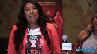 Traci Braxton & Phaedra Parks On 'Braxton Family Values,' Getting Cut From Toni's Tour