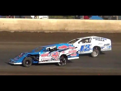 IMCA Modifieds-Heats & Dash @ Willamette Speedway 2018