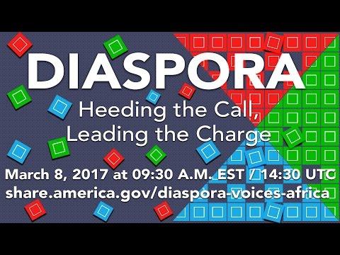 Diaspora Voices: Entrepreneurship in Africa