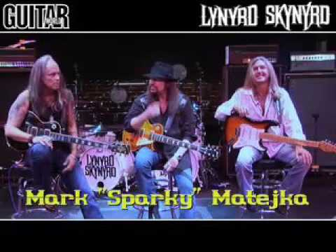 """Lynyrd Skynyrd interview and """"Sweet Home Alabama"""" Lesson"""