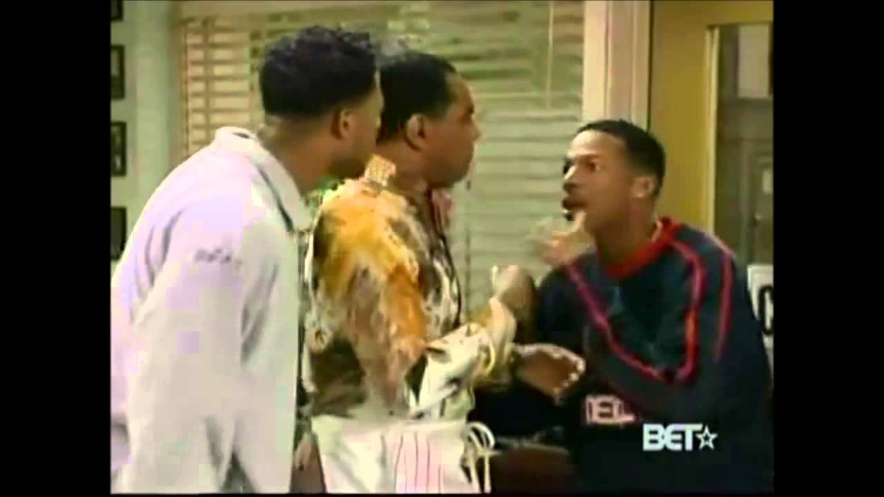 The Wayans Bros S3 EP 19 Dee's Baby Daddy Clip YouTube