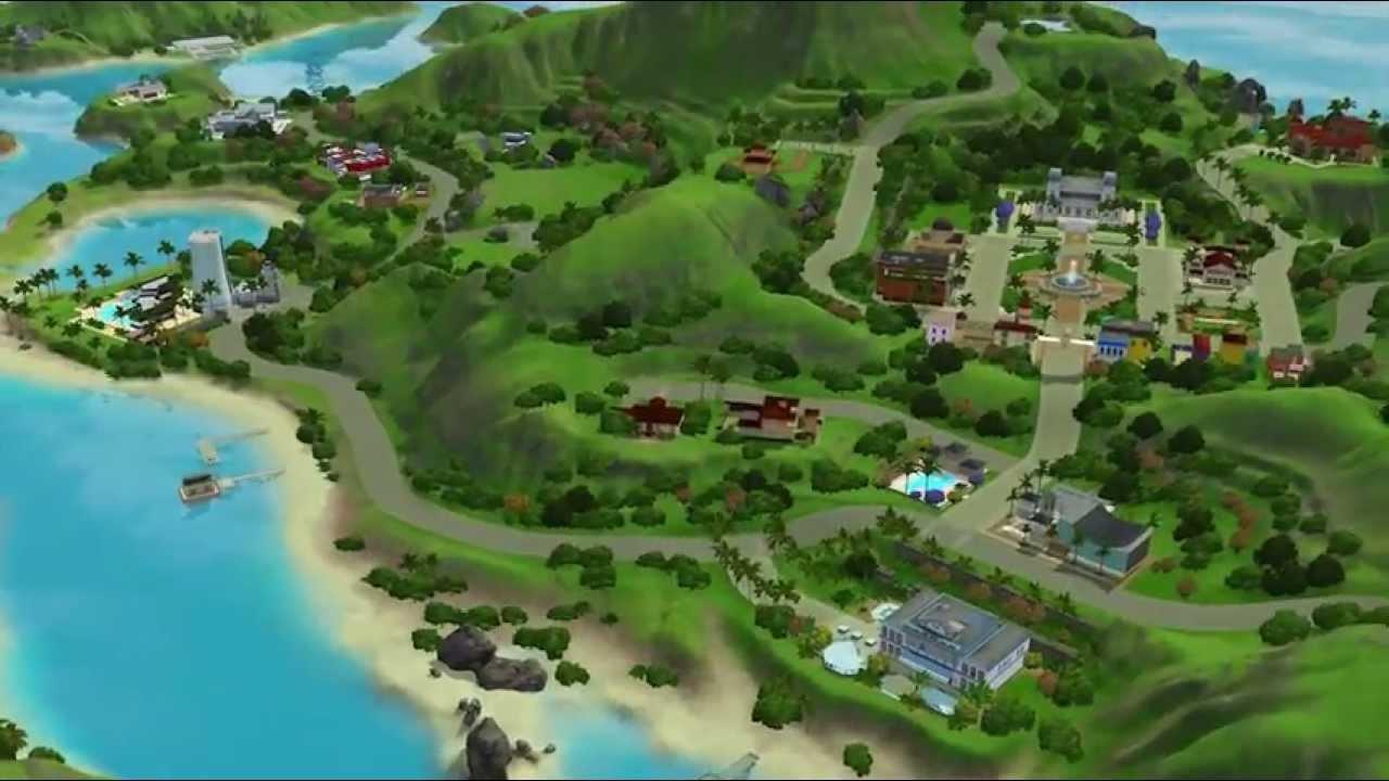 The sims 3 rajska wyspa poradnik 1 youtube for Schaukelstuhl sims 3