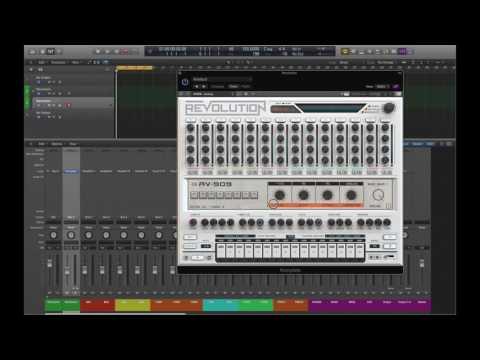 Revolution - Editing Drums