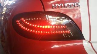 Video Hyundai Elantra 97 Tuning