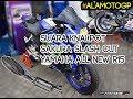 Suara Knalpot Sakura Slash Cut di Yamaha All New R15 VVA | Pertamax7