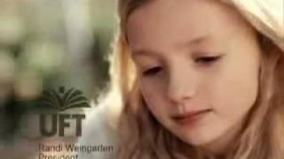 """Peyton Roi List: UFT - """"Seeds of Knowledge"""" Commercial"""