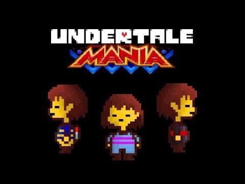 Sonic Mania Mod - Undertale Mania EX