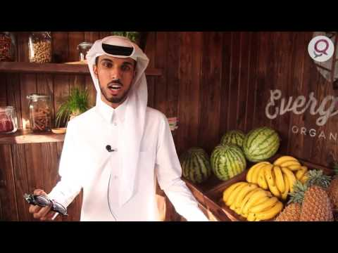 Evergreen Organics: Qatar's first vegan cafe!