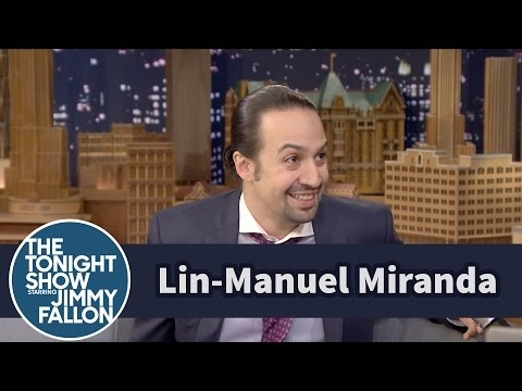 Lin-Manuel Miranda Freestyled Jimmy's Outgoing Voicemail Message