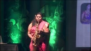 Saxophone Sisters: M.S Lavanya & M.S Subbalaxmi at TEDxCoimbatore