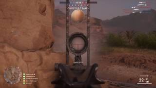 best medic weapon in battlefield 1 bf1 multiplayer gameplay selbstlader m1916