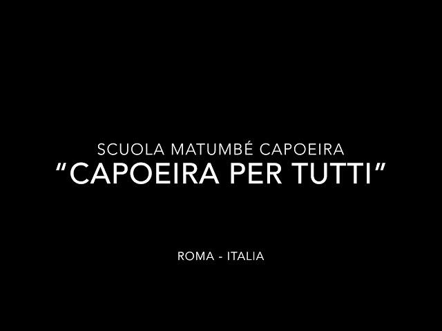 CORSI di CAPOEIRA a ROMA