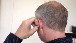 How to take off your hearing aid