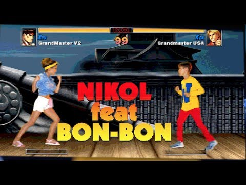Nikol ft. Bon-Bon -  Skuka (Official video)
