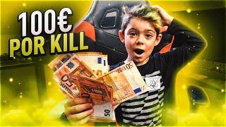 LE DOY 100€ A ARES POR CADA KILL *ME ARRUINA*