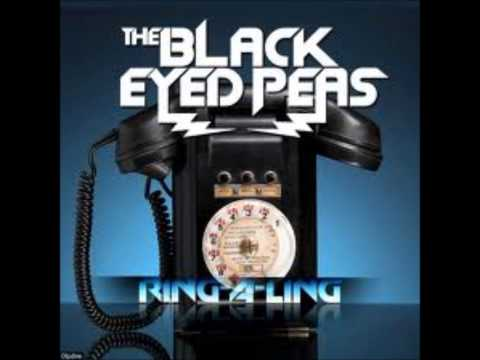 Ring a ling a ling ling Black Eyed Peas