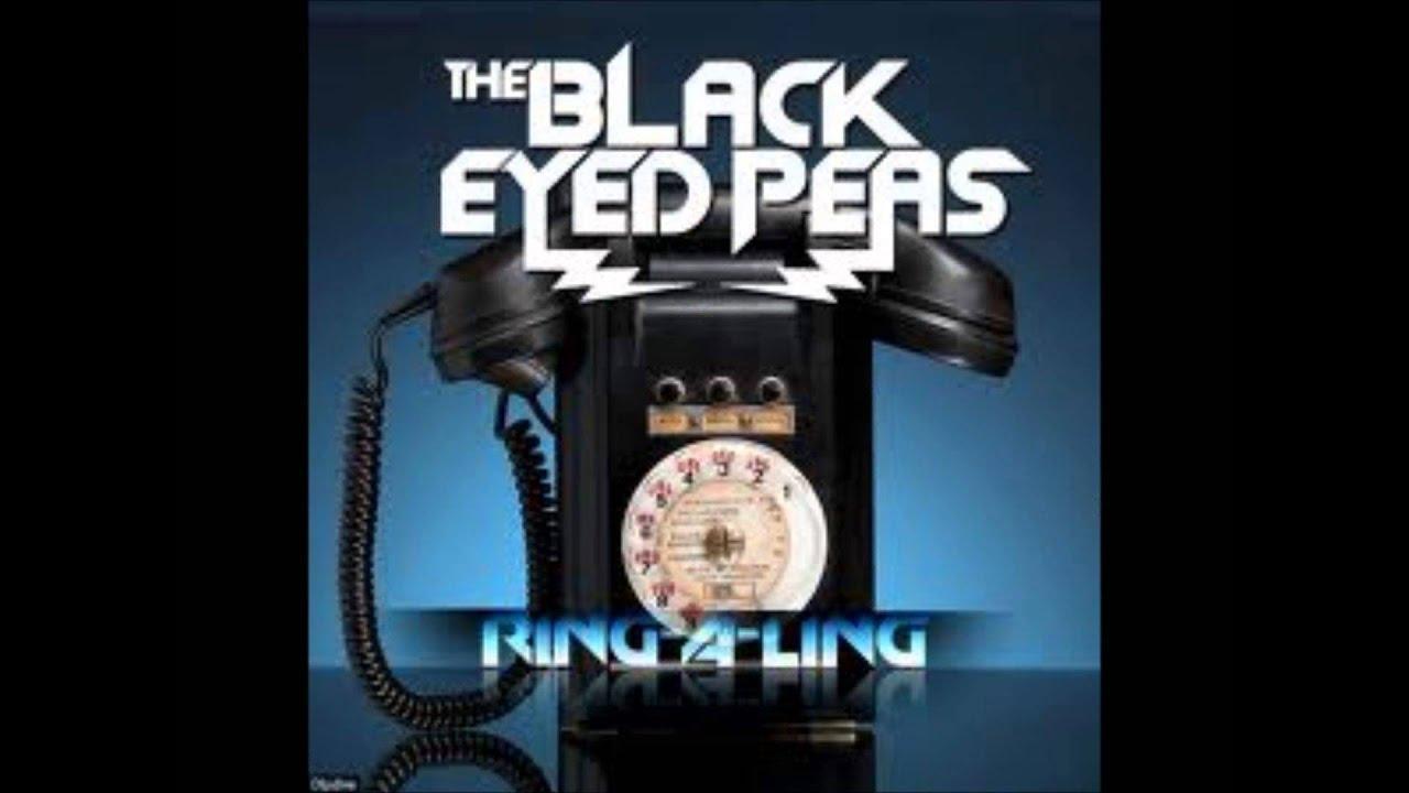 Black Eyed Peas Ring A Ling Lyrics