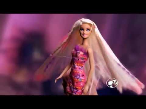 Color And Design Salon Barbie.Barbie Hairtastic Color And Design Salon Studio Fryzjerskie Mattel