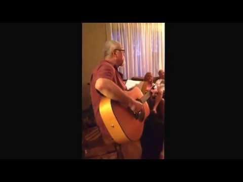 Canadian Folk singer John Prince singing Finally Coming Home