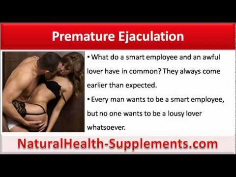 How To Avoid Cumming To Fast Stop Premature Ejaculation Natural Treatment