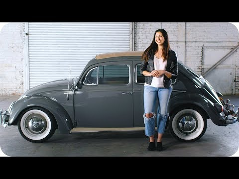 You Won't Believe the Sound This 1958 VW Bug Makes // Omaze