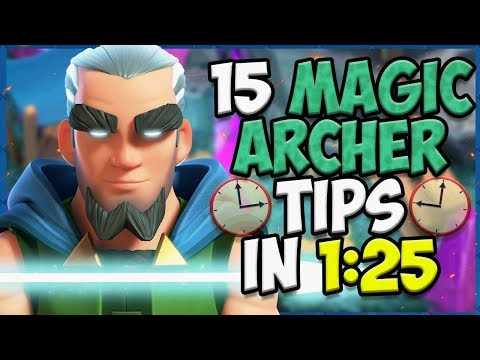 15 QUICK Tips About: Magic Archer