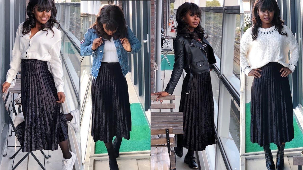 One Skirt 4 styles