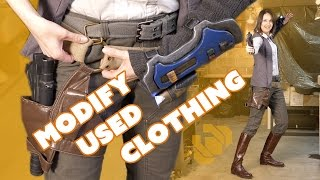 Star Wars Cosplay Clothing - Save Big With Thrift Store Mods!