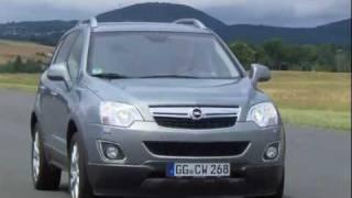 Vauxhall Antara 2011 Videos