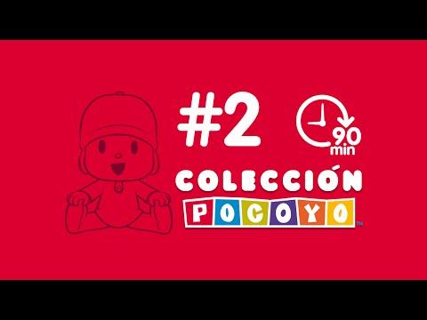 Pocoyó - Dibujos animados en español para niños | hora y media | PARTE 2