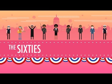 The 1960s In America: Crash Course US History #40